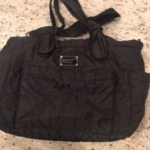 Gym/diaper bag
